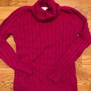 Fuschia NY&Company Sweater